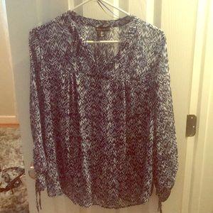 Willi smith blouse